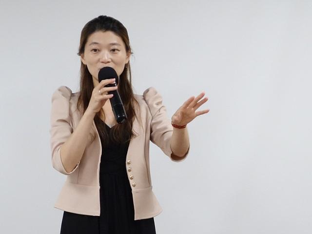 夥伴陣容-李香盈諮商心理師