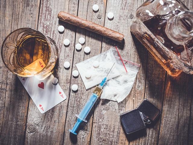 我們以為毒品吸多了就會上癮,但其實沒那麼簡單